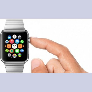 Apple Watch heeft soms last van stroeve Digitale Kroon
