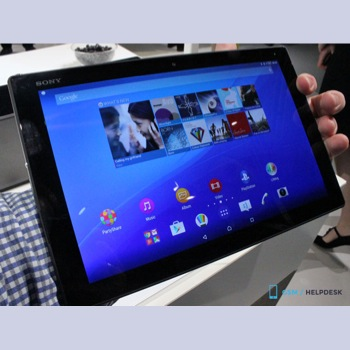 Sony onthult extreem dunne Xperia Z4 Tablet