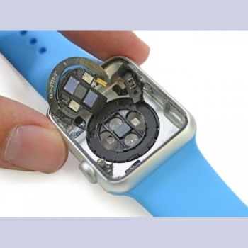 'Productie Apple Watch vertraagd door problemen met Taptic Engine'